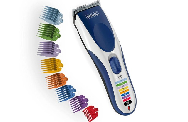 wahl color pro cordless hair clipper, best hair trimmers