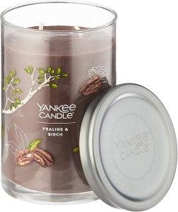 Yankee Candle Praline & Birch, best amazon prime day deals
