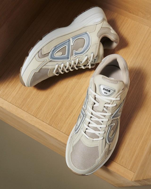 Dior's B30 sneaker.