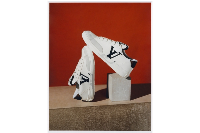 Louis Vuitton's unisex Charlie sneaker.