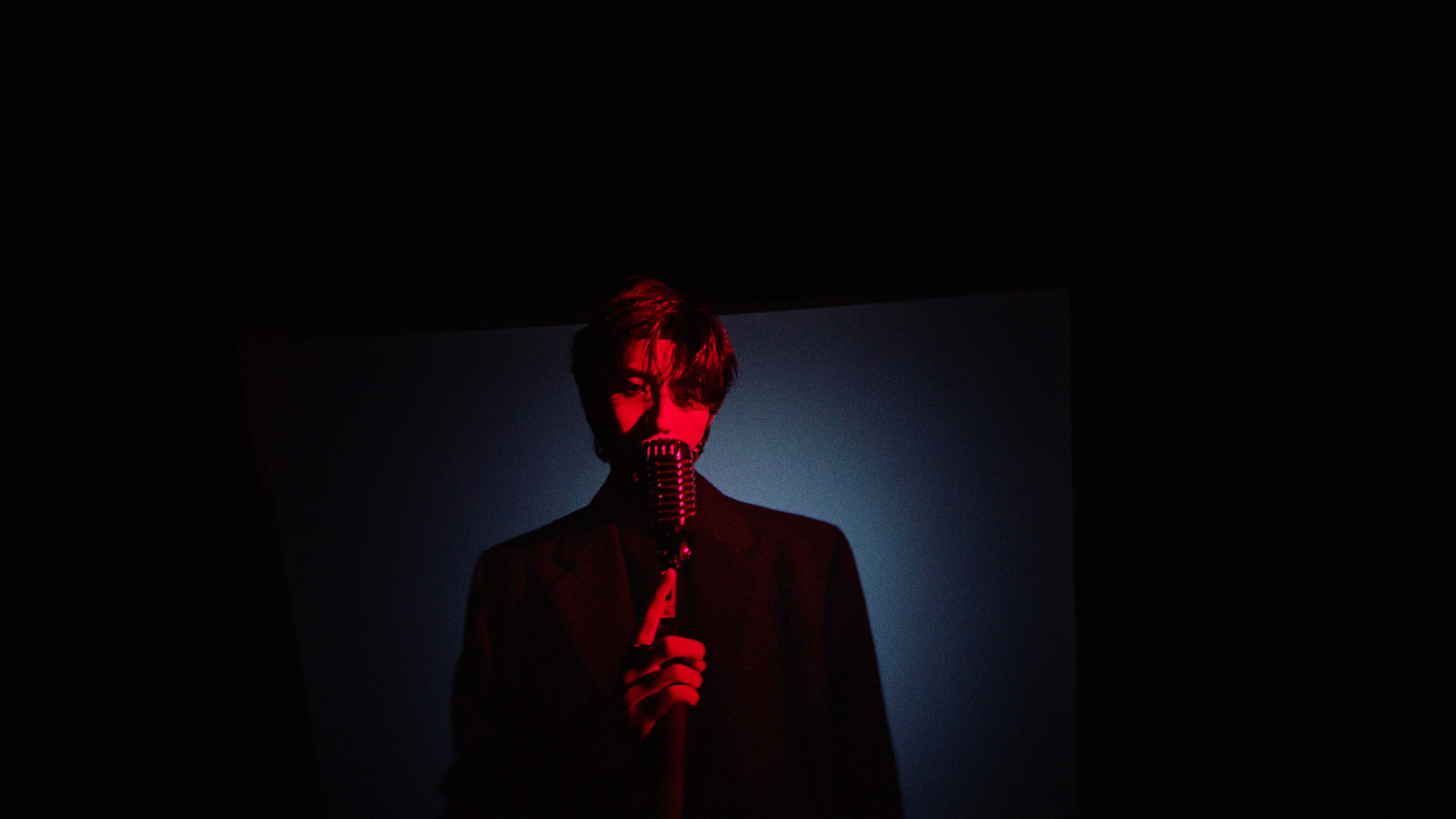 Cai Xukun starring in Prada Qixi campaign