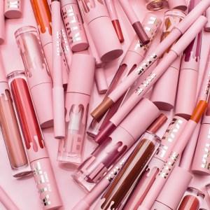 Le nouvel emballage de Kylie Cosmetics