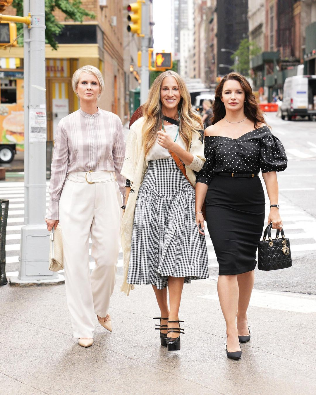 And Just Like That, Sex and the City Reboot First Pictures