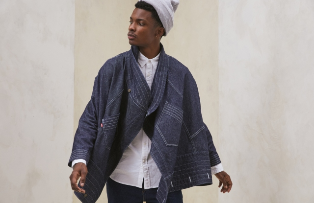 Levi's Goes Avant-garde With Amazon's 'Making the Cut'.jpg