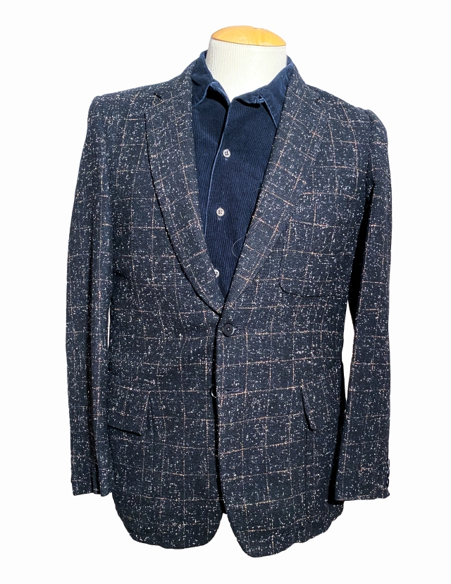 A jacket once worn by Buddy Holly.