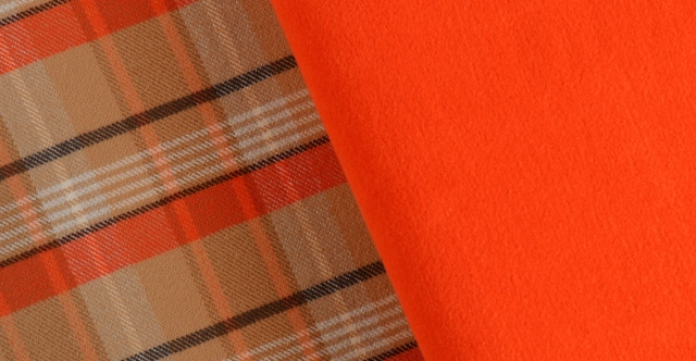 Fabrics from the Albini Donna fall 2022 women's collection.