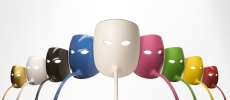 Olivier Lapidus Teams With Lucibel on LED Face Mask