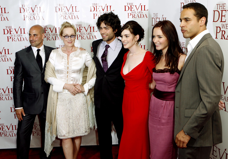 The Devil Wears Prada Cast