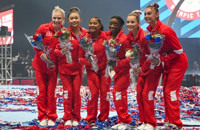 2021 US Gymnastics Olympic Team