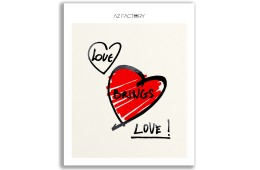 """Love Brings Love"", the Alber Elbaz tribute show."