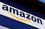 Amazon car sales. File photo dated 25/11/15 of an Amazon sign, as the company is weighing up plans to pursue a corporate partnership that could see it begin selling cars to UK consumers on its website after whetting its appetite in European markets including France and Italy. Issue date: Thursday June 15, 2017. It would see the online retail giant team up with a vehicle manufacturer to offer promotions and receive orders for new cars from UK customers through Amazon's platform, the Press Association understands. See PA story CITY Amazon. Photo credit should read: Nick Ansell/PA Wire URN:31703724