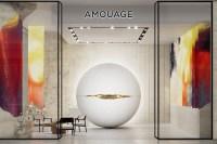 Ultraniche fragrance brand Amouage boutique store