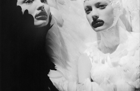 Unfallen Angels, 2009The Horn of Plenty (A/W1999) collection Sigrid Agren and Magdalena Frackowiak, models