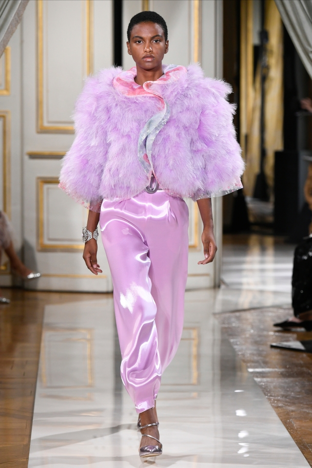 Armani Privé Couture Fall 2021