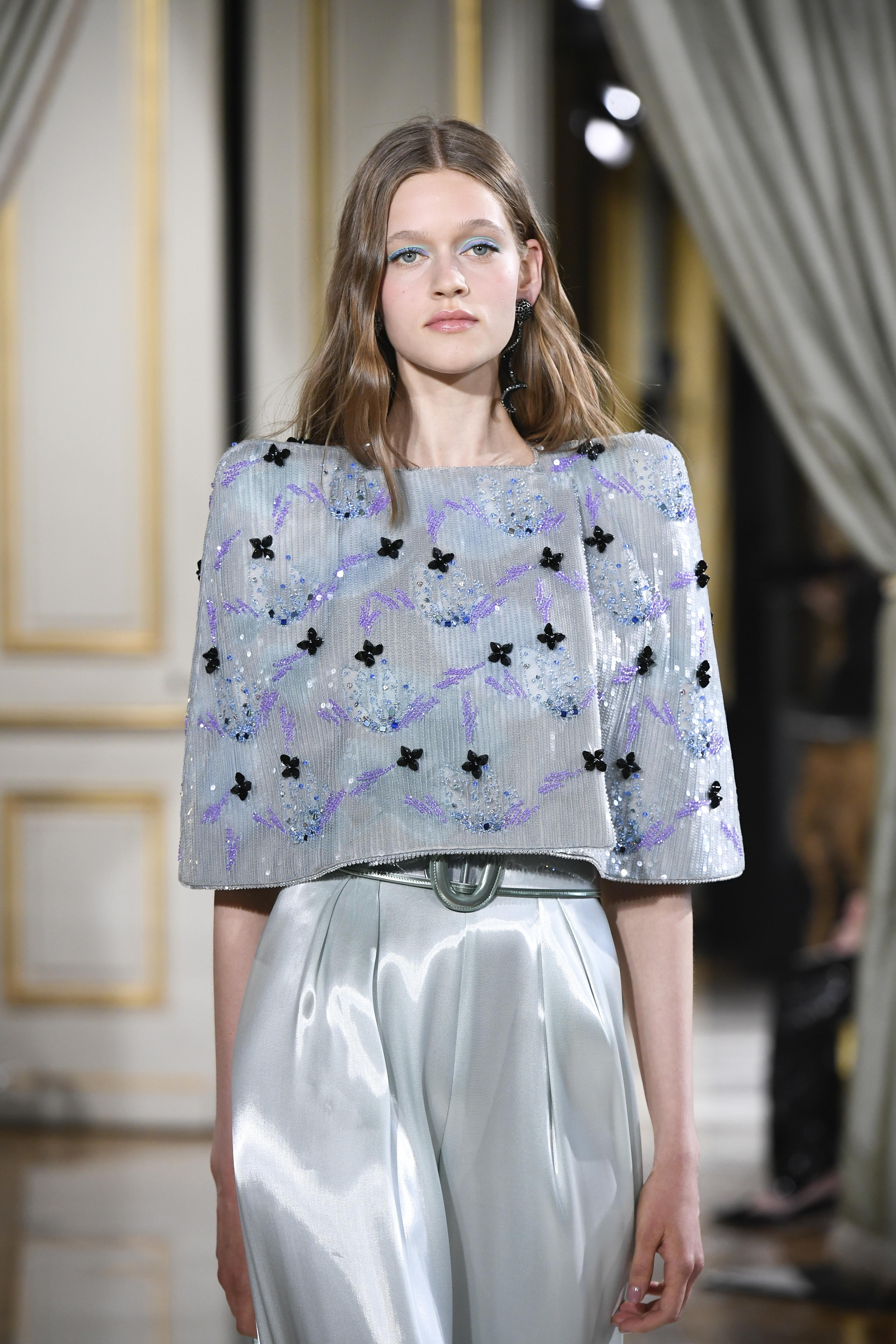 Armani-Prive Couture Fall 2021