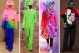 Louis Vuitton, Dior, Comme des Garcons Homme Plus, and Dunhill