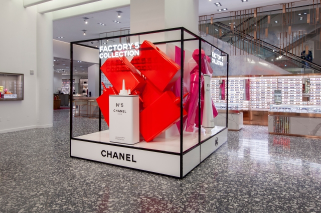 Chanel Factory 5 at Saks