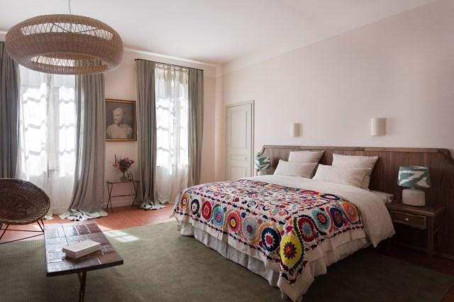 Inside the Maison Fragonard