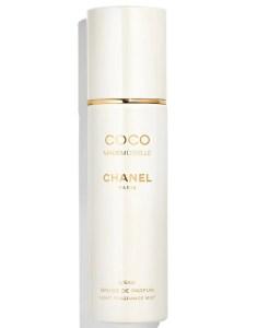 best body sprays for women, Chanel Coco Mademoiselle L'Eau Light Fragrance Mist