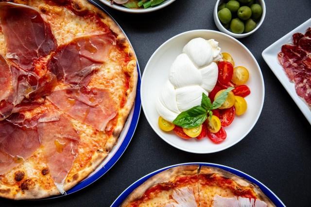 Crazy Pizza in Porto Cervo