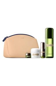 best beauty deals nordstrom anniversary sale, Crème de La Mer Travel Size Revitalizing Smoothing Skin Care Set