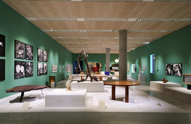 Inside the Charlotte Perriand exhibition at London's Design Museum