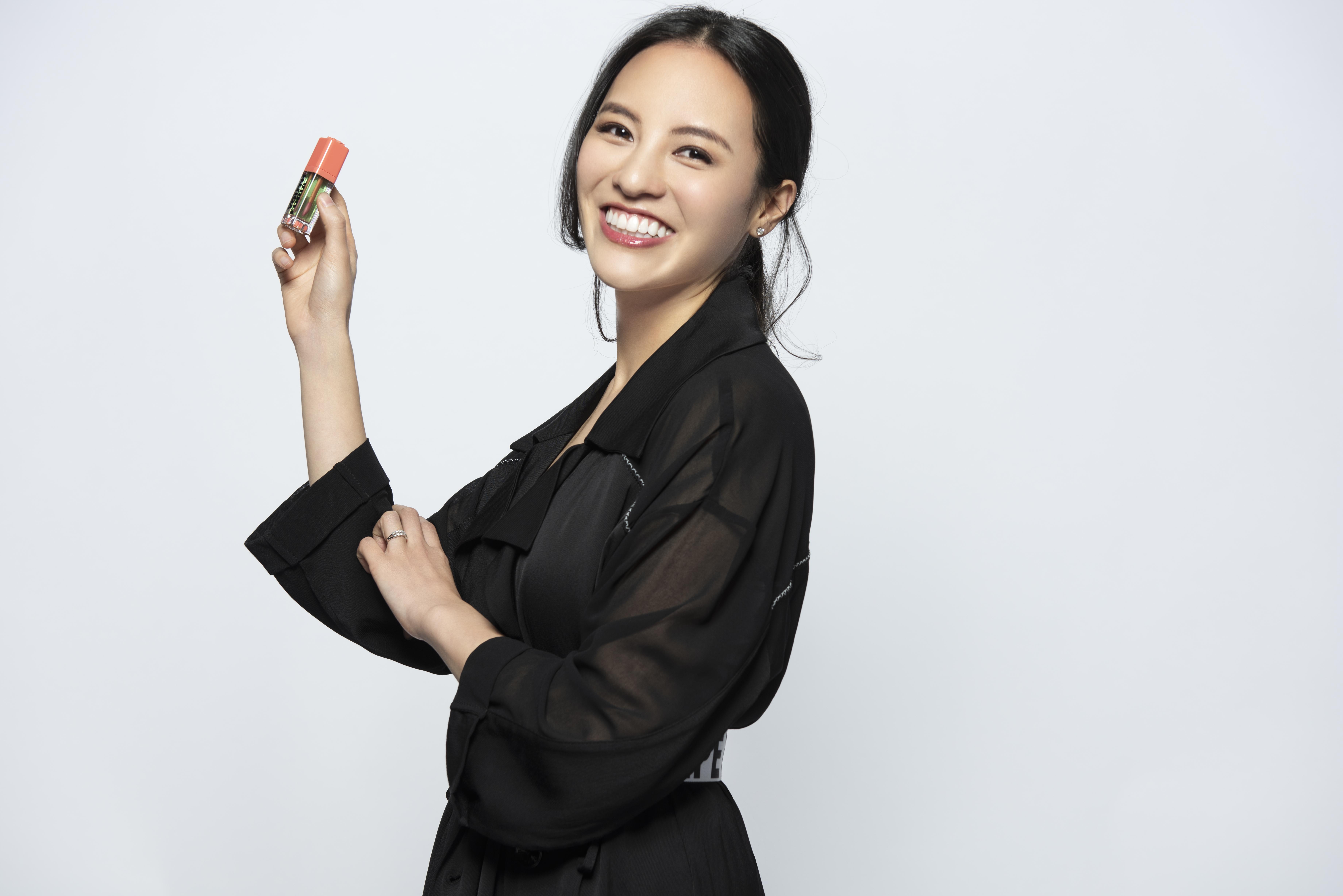 Youthforia founder Fiona Co Chan