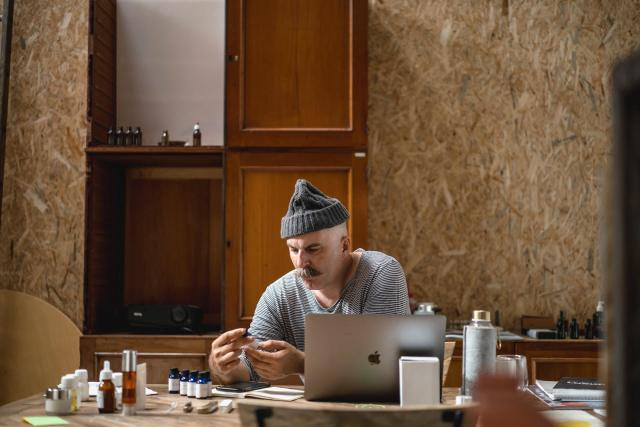 Heackels founder Dom Bridges creates a bespoke scent for Browns