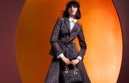 Dior will be popping up at Harrods in August, with shelves full of Mizza prints.