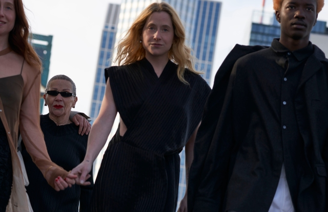 Frankfurt Fashion Week Campaign
