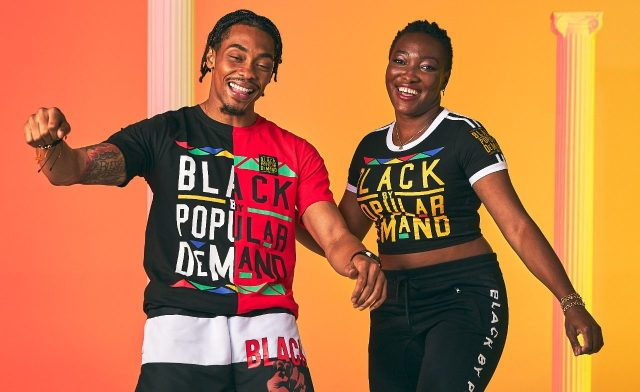 The HGC Apparel collection at Foot Locker