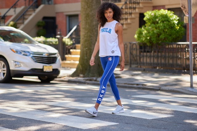 Fanatics is making a push to expand its assortment of women's fan gear.