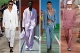 Armani, Ermenegildo Zegna, Y/Project, and Dior