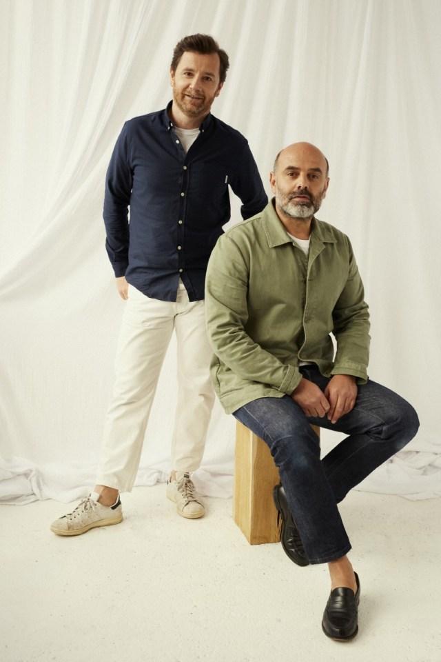Yann Le Chatelier and Sébastien Fabre