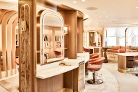 HARRODS HAIR AND BEAUTY SALON - JULY 2021NEW SPACE INTERIORS PHOTOGRAPHER - JULIAN BROAD