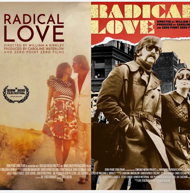 """""""Radical Love,"""" the story of Eleanora and Michael Kennedy's activism."""