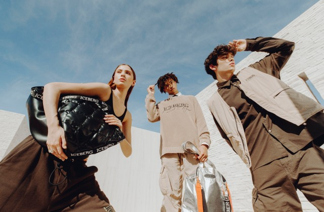 The Iceberg x Kailand Morris capsule collection