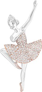 Ballerina clip from Van Cleef & Arpels