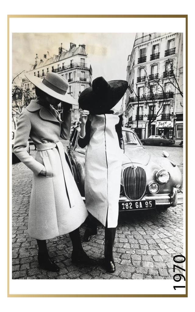 مجموعه جی جکسون بهار / تابستان 1970 برای Maison Jean-Louis Scherrer