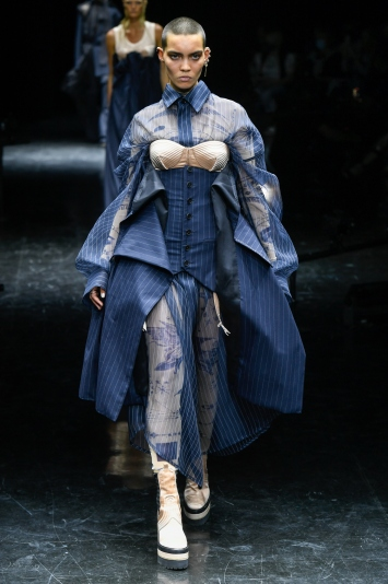 Jean Paul Gaultier Couture Fall 2021