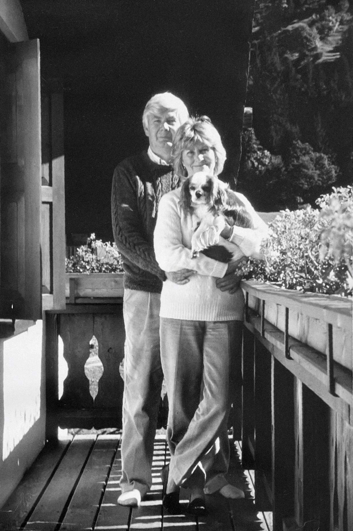 John B. Fairchild and Jill Fairchild