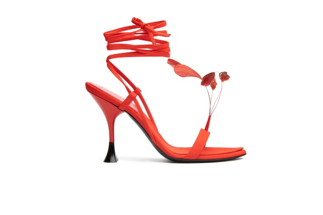 A sandal from the 3Juin fall 2021 collection.