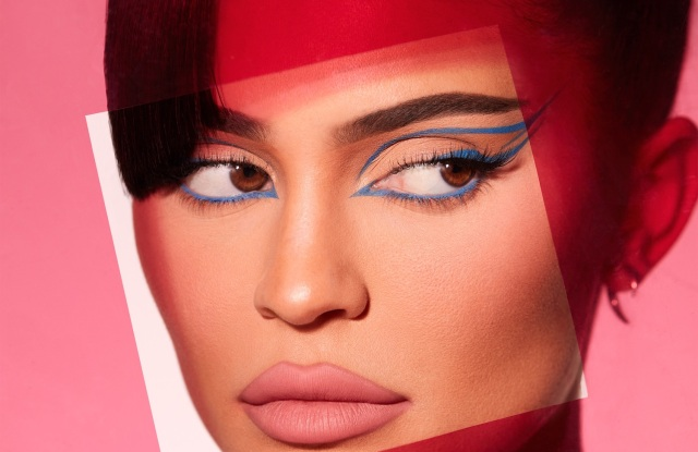 Kylie Jenner relaunches Kylie Cosmetics