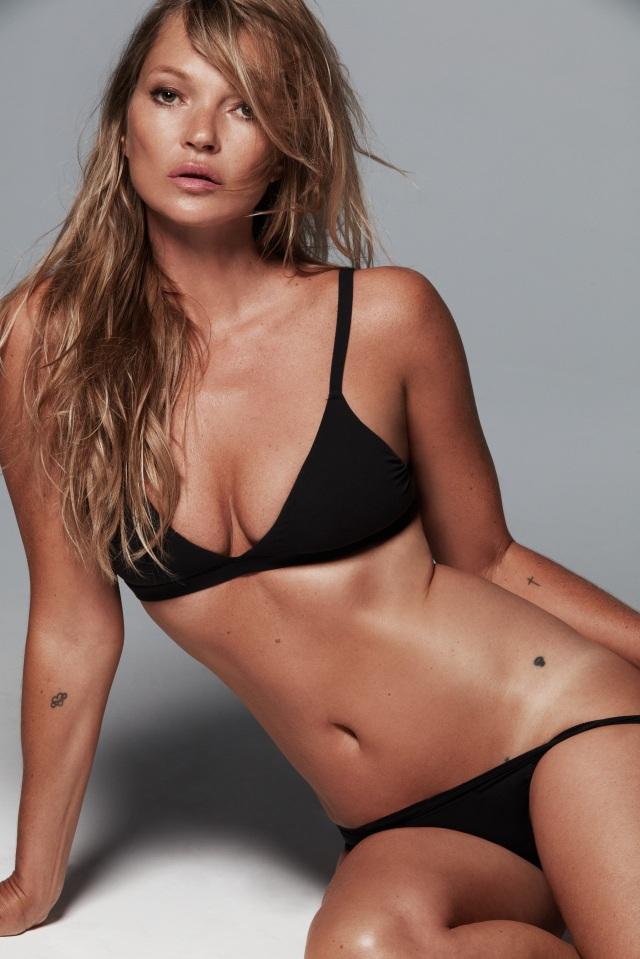 Kate Moss Skims underwear