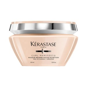 best natural curly hair products, Kérastase Curl Manifesto Nourishing Mask for Curly Hair