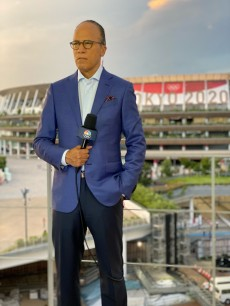 A Delicate Balance for NBC News Anchors Covering Pandemic-Hobbled Tokyo Olympics