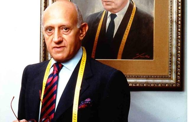 Mario Caraceni, legendary Milan tailor has died at 95.