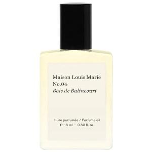 best perfume oils, Maison Louis Marie No.04 Bois de Balincourt Perfume Oil