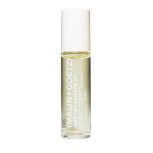 best perfume oils, Malin + Goetz Dark Rum Perfume Oil