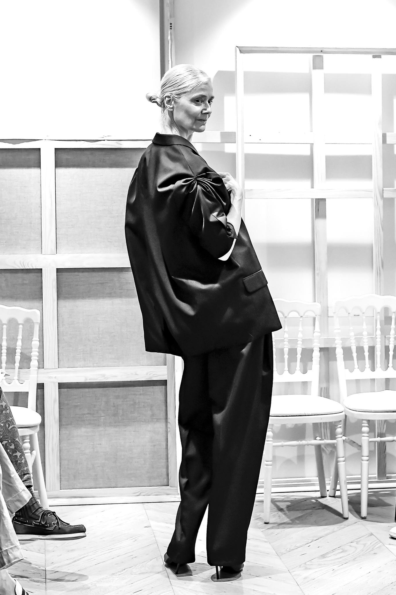 Moda Povera by Olivier Saillard Couture Fall 2021